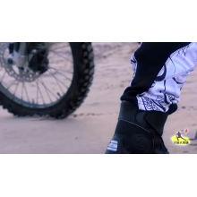 Vollfinger-MTB-Fahrradhandschuhe für Guantes Motorrad