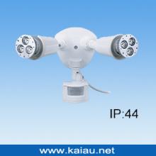 Sensor LED PIR sensor de parede ao ar livre