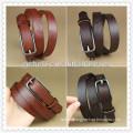 Fashion high quality ladies leather belt wholesaler