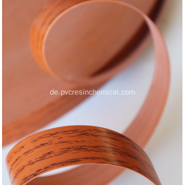 PVC Highgloss Edge Banding Tape Trim