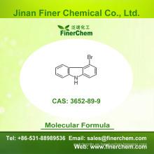 Cas 3652-89-9 | 4 - Bromo - 9H - carbazol | Intermediarios OLED | | 3652-89-9 | precio de fábrica; Gran stock