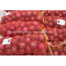 Cebola vermelha fresca para a venda / cebolas vermelhas grandes em China / cebola amarela para a venda