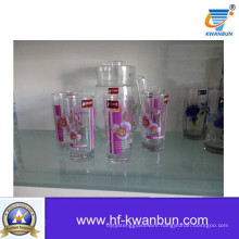 High Quality Glass Jug Set Kitchenware Kb-Jh06099