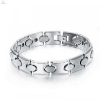 2018 Christmas gift, Fashion bio health magnetic tungsten bracelet