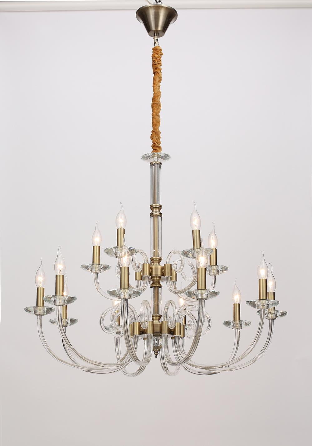 Iron Chandelier lighting Creative