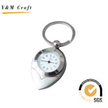 Promotion Customized Metal Clock Key Ring (Y02558)