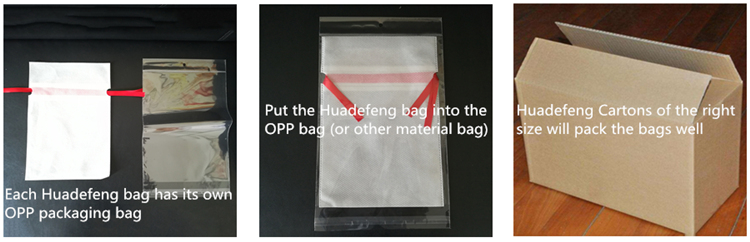flexible packaging plastic bags