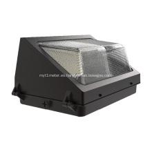 Paquete de luz LED de pared con sensor de luz diurna sin parpadeo