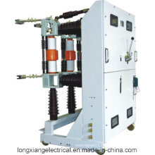 Truck Type Indoor Hv Vacuum Circuit Breaker (ZN39-40.5)
