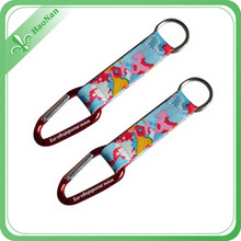 Newest Style Promotional Product Climbing Sports Carabiner Keychain