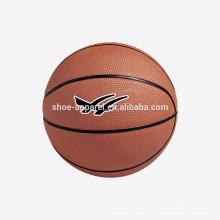 basket-ball en caoutchouc inflatabie