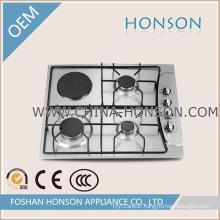 304/201 Stainless Steel Electric Hotplate Enamel Gas Hob