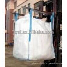 Sacs d'empilage de sacs de fibre de polypropylène de la vente en gros 100% vierge