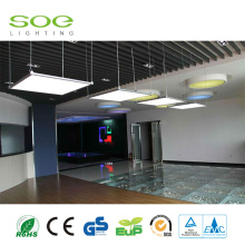 ce rosh Aluminum Recessed flat led Panel light