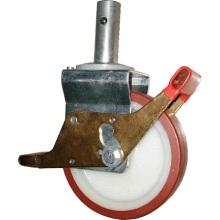 Europe Type Adjustable Scaffolding Caster Wheel