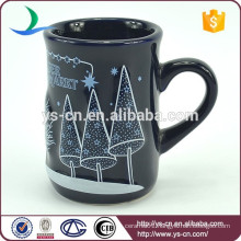 YScc0012-01 Christmas Gift Mug With Tree Pattern For Kids