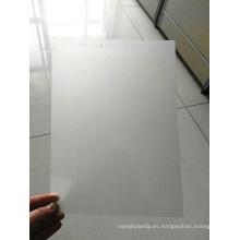 Prensa prensada laminada de aislamiento de tela epoxi G10 (F)