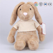 Plush toy animal rabbit,Children gift Easter bunny, Easter animal figure