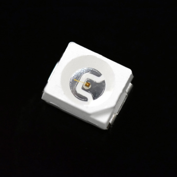 620nm Röd LED PLCC2 3528 SMD LED