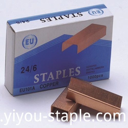 Blister Packing Staples