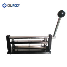 Auxiliary Equ Small Positioning Hole Punch for PVC Sheet /Guangzhou