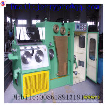 14DT(0.25-0.6) Copper fine wire drawing machine with ennealing(used cable manufacturing machine)