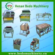 wood toothpick manufacturing machine