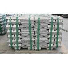 Lingote del cinc de la alta pureza 99.995% el mejor precio de fábrica