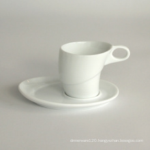 Porcelain Coffee Cup Set (10CD13664)