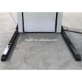 Electric wheelchair used wheel alignment lift