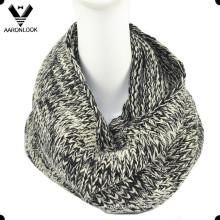 Winter-Acryl-gestrickter Männer-Ausschnitt-Schal