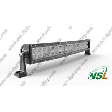 21.5 Inch 120W 4X4 CREE LED Car Light, Curved LED Light Bar off Road, Auto LED Light Arch Bent