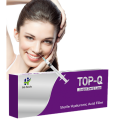 1 ml TOP-Q réticulable injectable de remplissage facial acide hyaluronique gel injection pour le nez