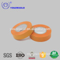 coil wrapping rubber glue printed adhesive tape