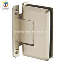 bisagra de puerta de aluminio para puerta de vidrio