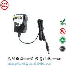 ROHS 9W AC DC adapter with UK plug