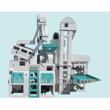 New!!! New design 6LN-15/15SD Complete set Combined Automatic Rice Mill