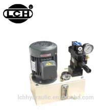 widely used washbasin press hydraulic power pack unit for tipping trailer