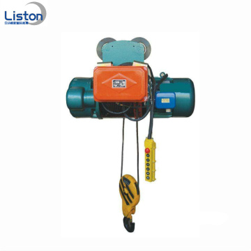 CD1 Electric 3Ton Wire Rope Pisting Heist