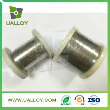Никель-марганцевых сплавов плоские провода Nimn2 Ni212 ленты 0,6 * 8 мм