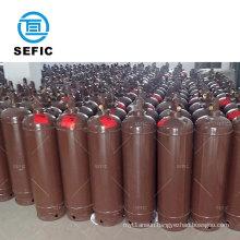 Export to Sri Lanka With Valve 40L Steel Oxygen Acetylene Cylinders