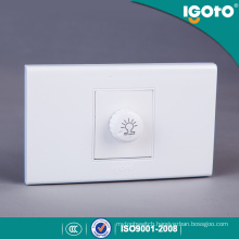 Igoto American Style A1081 Electrical Dimmer Wall Switch