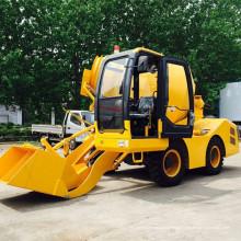 Auto que carrega o misturador concreto móvel / auto que carrega o misturador concreto portátil