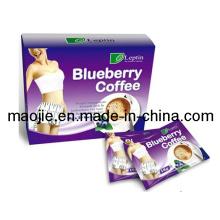 La leptine Blueberry poids perte café