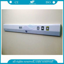 Custom size with OEM gas outlet equipped for hospital bed head wall