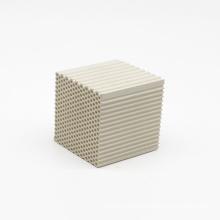 Good quality 150*150*300mm porous cordierite honeycomb ceramic filter