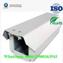 OEM al aire libre impermeable de aluminio Die Casting CCTV Cámara Shell