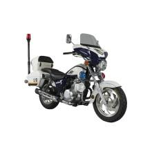 Motocicleta 500cc a la policía