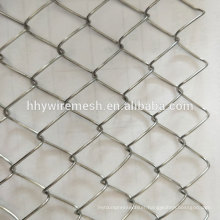 PVC coated chain link wire mesh rolls