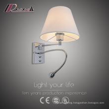 Guzhen Lighting Decrotive LED Bedside Reading Wall Light